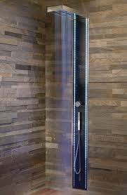 home decor interior dark brown bathroom tile wall connected by