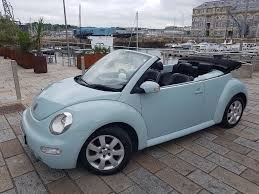 volkswagen buggy blue volkswagen beetle covertible 2 0ltr rare automatic duck egg blue