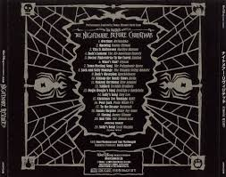 nightmare before cover album various artists songs