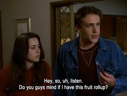 Roll Up Meme - freaks and geeks meme this fruit rollup on bingememe