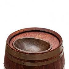 Wine Barrel Vanity Wine Barrel Vanities Premier Copper Products