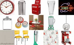 50s Kitchen Ideas 20 Ideas For A U002750s Diner Kitchen A Musing Foodie