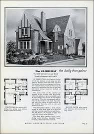Storybook Cottage House Plans by 240 Best Home Styles Storybook Images On Pinterest Vintage