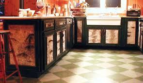 Birch Kitchen Cabinets Custom Rustic Furniture By Don Mcaulay Rustic Kitchen Cabinets