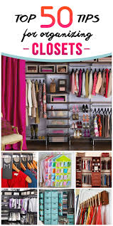 Bedroom Organizing Tips by Tips And Organization Ideas For Your Closet Organization Ideas