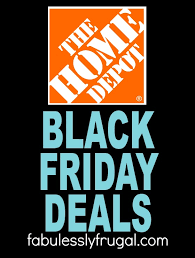 black friday for home depot home depot black friday ad 2013