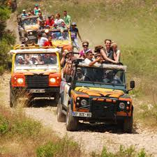 jeep safari jeep safari and white water rafting day tour zain turizm