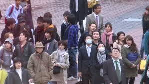 Tokyo Japan Circa November 2016 Crowds Of People Walking In Tokyo by Tokyo Japan Circa November 2016 Crowd Of People Crossing Busy