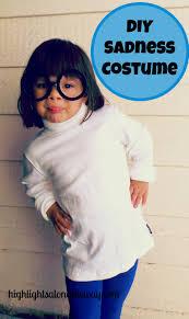 disney halloween party ideas sadness costume diy sadness costume from inside out costumes