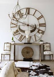 Decorative Wall Clocks For Living Room 68 Best Wall Clock Images On Pinterest Wall Decor Clock Wall