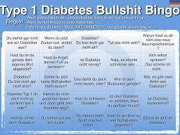 Type 1 Diabetes Memes - type 1 diabetes bullshit bingo german edition album on imgur