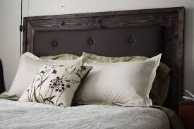 bedroom surprising diy upholstered headboard image of new on