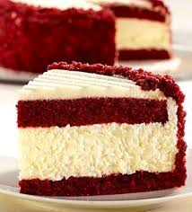 red velvet cheesecake is a showstopper video instructions