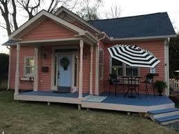 better homes u0026 gardens 9 u0027 market umbrella cabana stripe walmart com