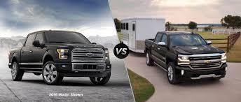 truck ford 2017 2017 ford f 150 vs 2017 chevy silverado 1500