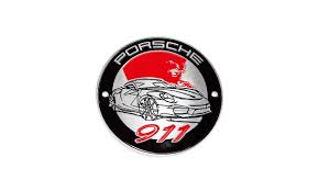 porsche martini logo grill badge u2013 911 collection u2013 limited edition holiday shopping