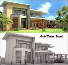 3d home design 2012 free download 3d exterior of my 3ds max work by samarfouad on deviantart