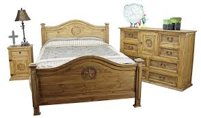 redecor your home decoration with unique stunning pine bedroom