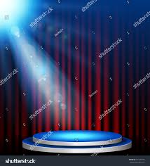 Theater Lighting Stage Lighting Background Spotlight Effects Stock Vector 361537370