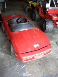 corvette power wheels modified power wheels 1988 super6 corvette 12volt