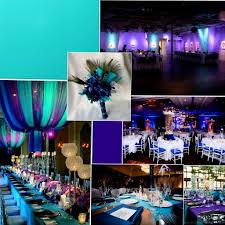 purple and turquoise wedding purple turquoise wedding decorating of party