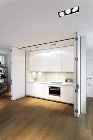 Tv In Kitchen Ideas by Best 25 Hidden Kitchen Ideas On Pinterest Sliding Room Dividers