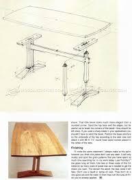 craftsman coffee table plans u2022 woodarchivist