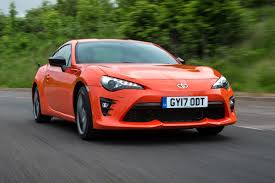 toyota gt 86 orange edition review auto express
