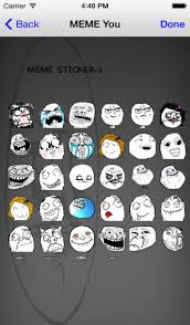 Meme Face Picture Editor - meme you funny photo face editor free download ver 1 0 for ios