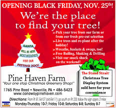 christmas tree sales black friday local cut your own christmas tree farms ship saves
