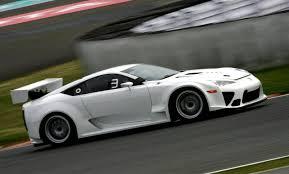 lexus supercar fast five lexus lfa production based race car for 24 hours nurburgring 2010