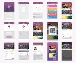 Material Design Ideas Case Study Passfold Designing Ui Tubik Studio