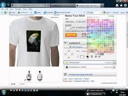 zazzle tshirt design video tutorial avi youtube