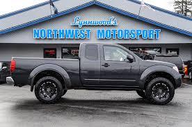 lifted nissan frontier 2017 lifted 2015 nissan frontier sv 4x4 northwest motorsport