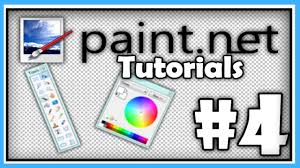 paint net tutorials part 4 texture overlays 3d text and