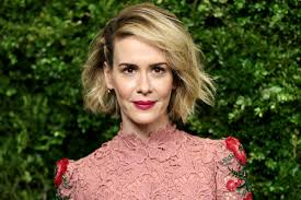 sarah paulson marie claire interview 2016