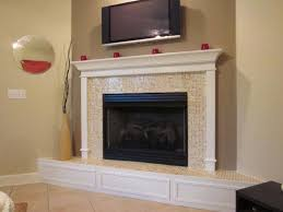 Mosaic Tile Fireplace Surround by 36 Best Fireplace Images On Pinterest Fireplace Ideas Fireplace