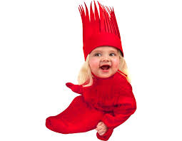 now presenting the lady gaga costume for infants