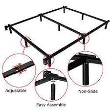 structures steelock super duty steel wedge lock metal bed frame