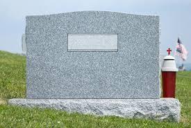 design your own headstone lovetoknow