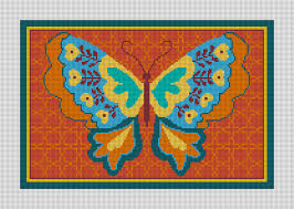 september 2013 needlepoint kits and canvas designs