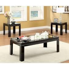 riverside sierra rectangular 3 piece coffee table set hayneedle
