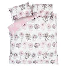 catherine lansfield banbury floral duvet cover bedspread curtains