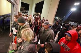 notes from black friday s shopping start day after thanksgiving
