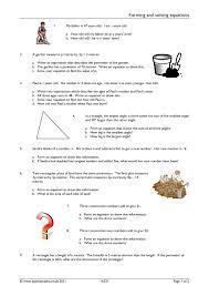 linear equations teachit maths