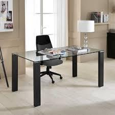 Schreibtisch Computer Schreibtisch Glas Kaufen Sie Schreibtisch Glas Auf Www Twenga De