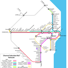 Route Mapping by Chennai Local Train Map U2013 Route Map Irctc Co In Blog