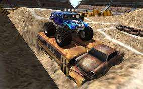 monster truck show okc monster truck 3d 2015 android apps on google play