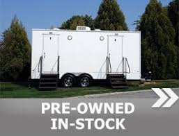 Bathroom Showers For Sale by Portable Restroom Trailers Online Listings For New And Used