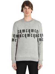 alexander mcqueen men clothing sweatshirts reasonable sale price